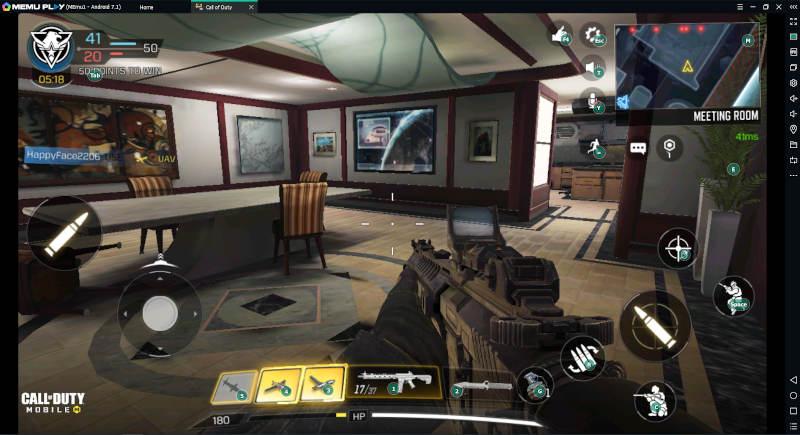 Memuplay Call Of Duty Gameplay