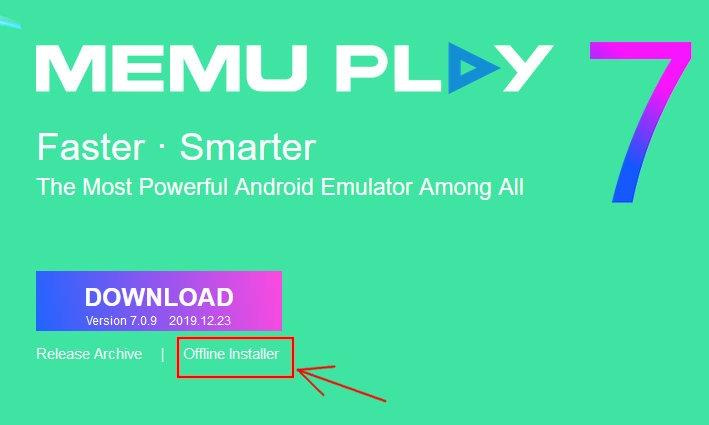 Memuplay Offline Installer