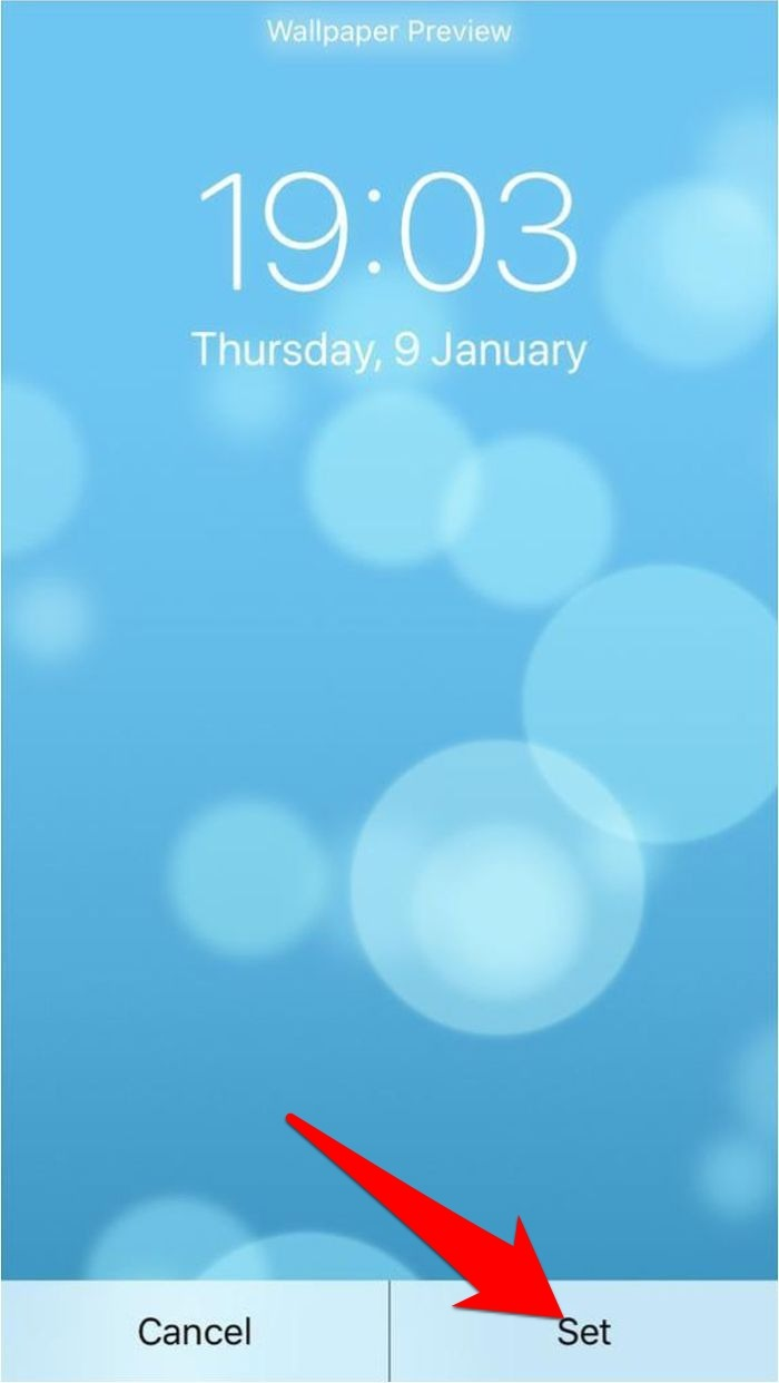 How to Set Live Wallpapers on an iPhone