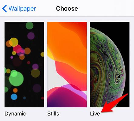 Set Live Wallpaper Iphone Live Wallpaper