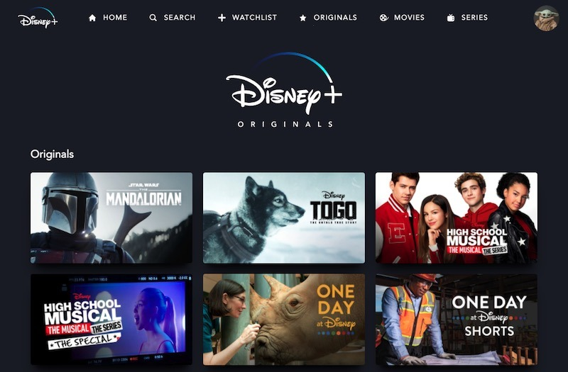 Streaming Service Overload Disney Plus
