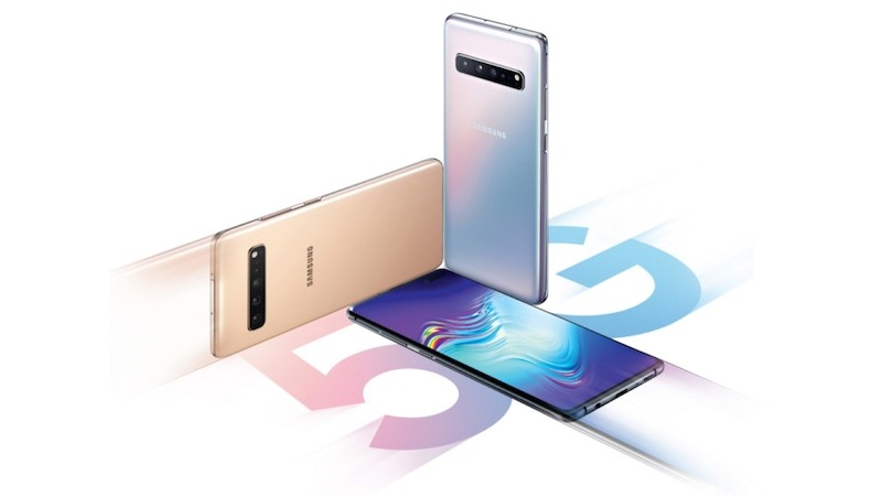 Top 5g Smartphones Galaxy S10 5g