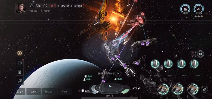 Upcoming New Ios Android Games 2020 Eve Echoes