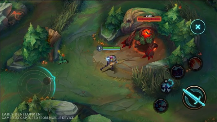 Upcoming New Ios Android Games 2020 League Of Legends Wild Rift