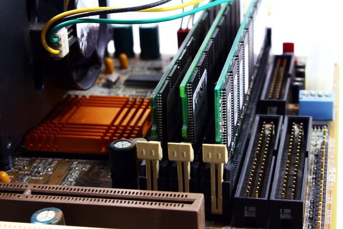 ذاكرة الوصول العشوائي لأداء وحدة المعالجة المركزية
