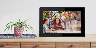 Deal Feelcare Digital Photo Frame Featured