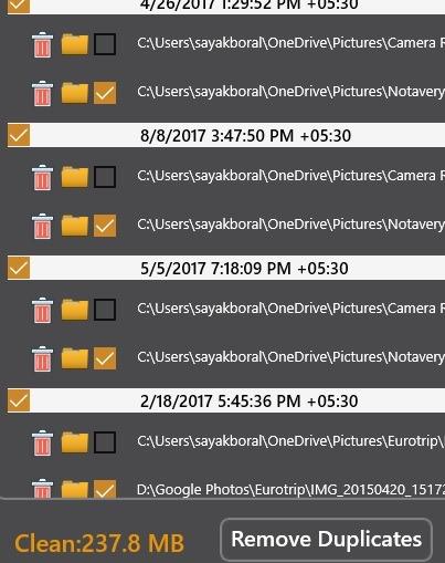 Delete Duplicate Files Windows Duplicate File Remover Deleted