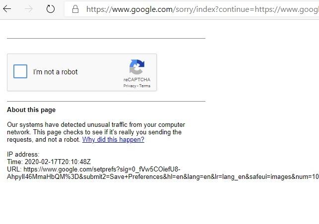 Bing أفضل من Google Horizontal Image Captchajpg