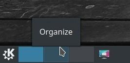 Organize Desktop With Kde Virtual Desktop Applet
