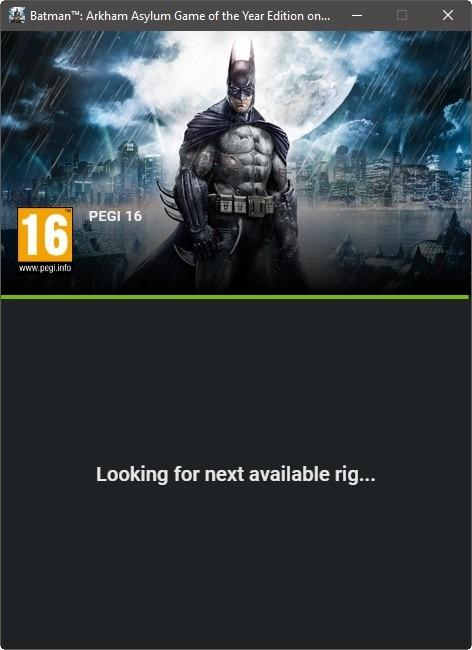Geforce Now Game Streaming Waitlist