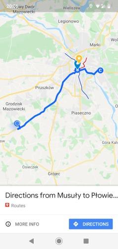Google मानचित्र पर मार्ग कैसे बचाएं समाप्त हो गया