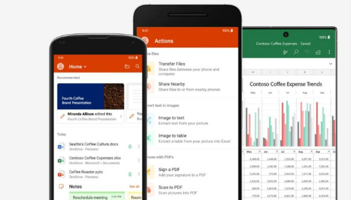 Office Mobileapps