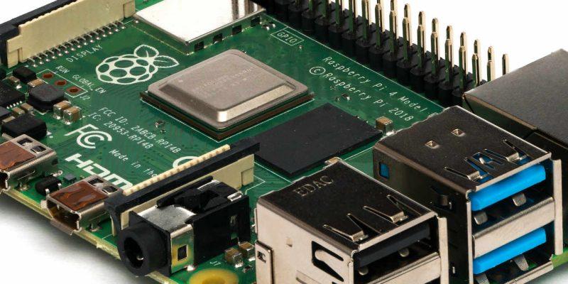 Raspberrylaptop Board