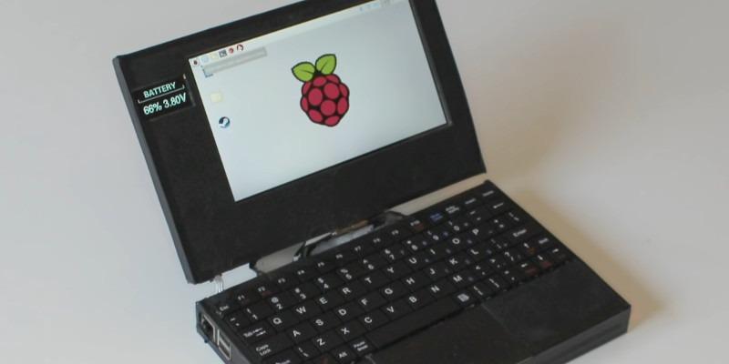 Raspberrylaptop Extreme
