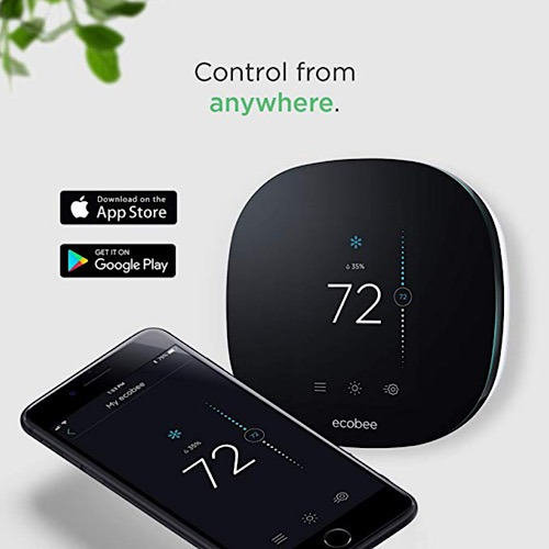 Get An Ecobee3 Lite Smart Thermostat  2 Sensors For Under  200