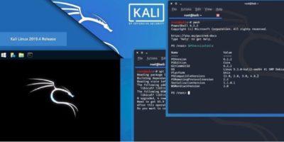 Featured List Kali Linux Penetration Tools