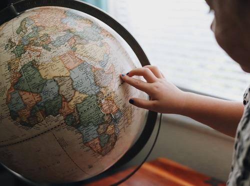 अमेज़न एलेक्सा होमस्कूलिंग भूगोल के साथ मदद करता है