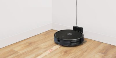 Dser Robot Vacuum Featured