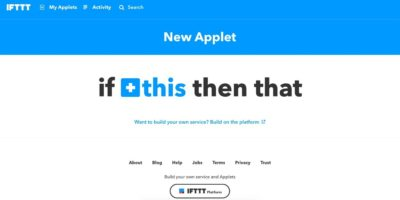 How To Use Ifttt Featured