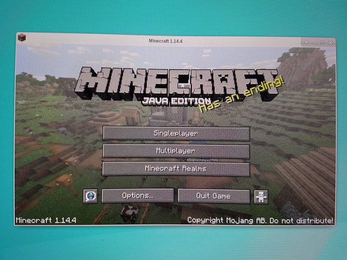 You can now enjoy Minecraft: Java Edition on your Raspberry Pi.