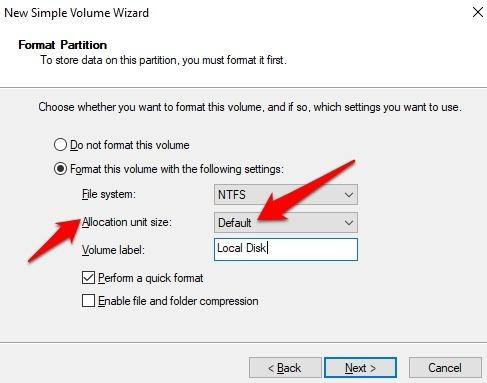 Password Protect Files Folders Windows 10 Allocation Default