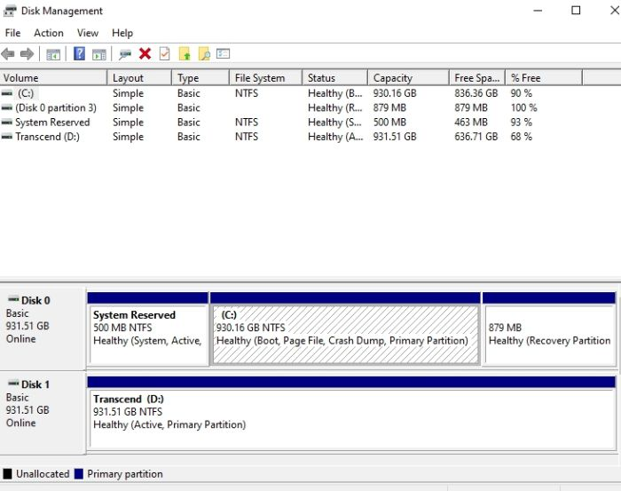 Password Protect Files Folders Windows 10 Disk Management