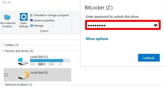 Password Protect Files Folders Windows 10 Folder Vault Vhd Mount Sign In