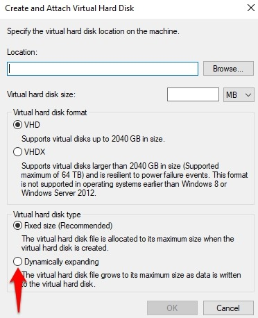 Password Protect Files Folders Windows 10 Vhd Size Dynamically Expanding