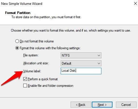 Password Protect Files Folders Windows 10 Volume Label
