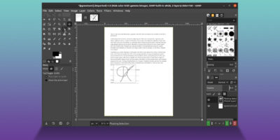 Sign Docs With Gimp Featured