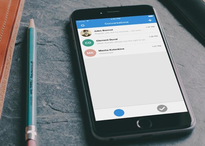 व्हाट्सएप सिग्नल टेलीग्राम सिग्नल आईफोन