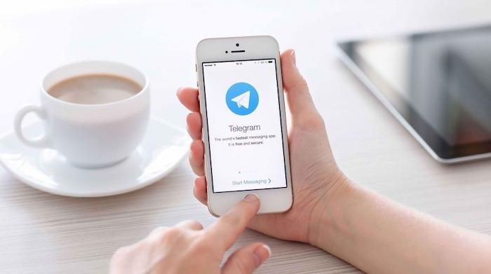 व्हाट्सएप सिग्नल टेलीग्राम टेलीग्राम Iphone
