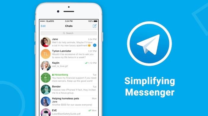 Whatsapp Signal Telegram Telegram Photo