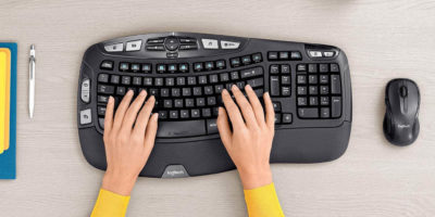 Deal Logitech Keyboard Mouse Featured