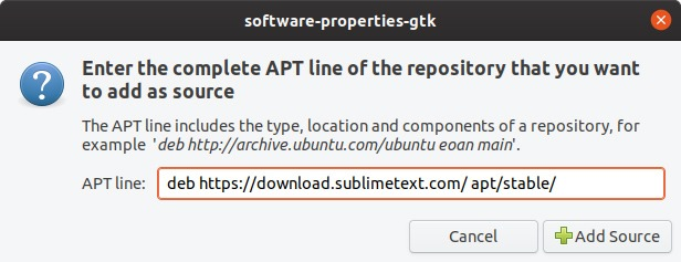 Ubuntu Repository Gui Management Apt Line
