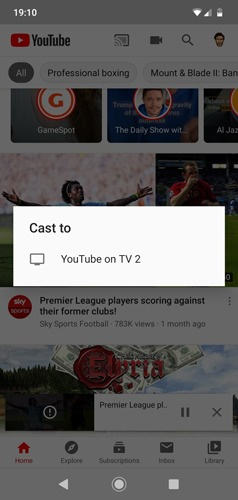 Cast Youtube Pc From Ios Android Phone Cast