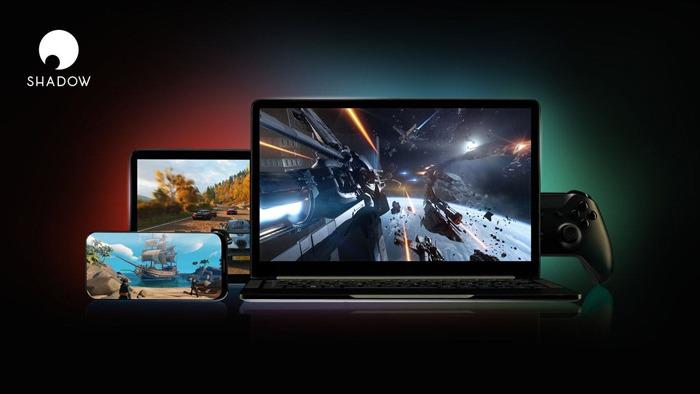 أجهزة كمبيوتر محمولة للألعاب أقل من 500 Shadow Cloud Gaming