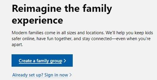 विंडोज परिवार समूह में स्क्रीन समय को कैसे सीमित करें