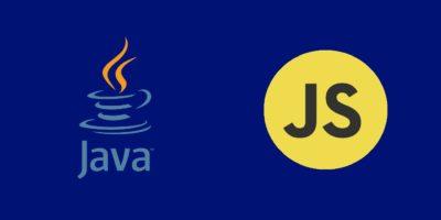 Java Vs Javascript Feature