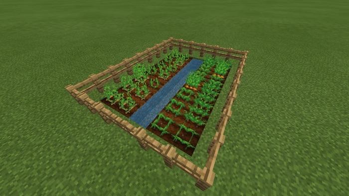 Minecraft Tips New Players Farm