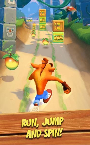 नई आईओएस एंड्रॉइड गेम्स 2020 क्रैश बैंडिकूट मोबाइल