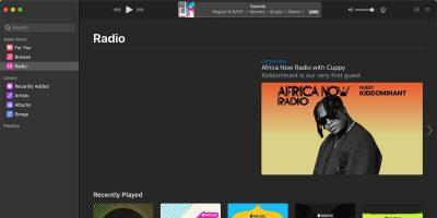 Apple Music Radio Station Cover