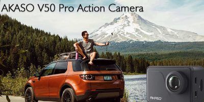 Deal Akaso V50 Action Camera Featured