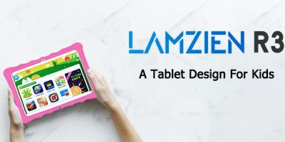 Deal Lamzien Kids Tablet Featured