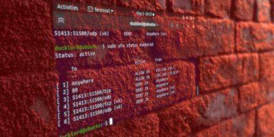 Disable Enable Manage Ubuntu Firewall Featured