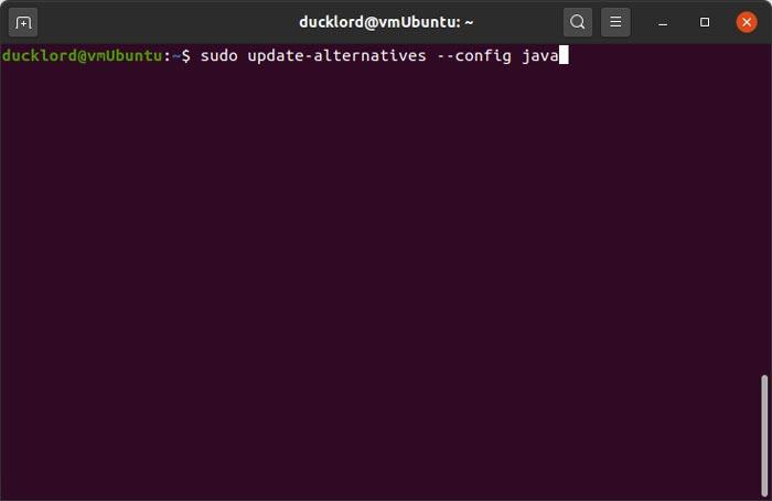 Install Jre In Ubuntu Config Java
