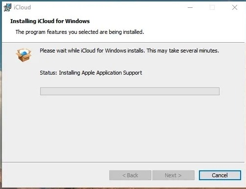 تعرّف على Apple Icloud Windows Install One