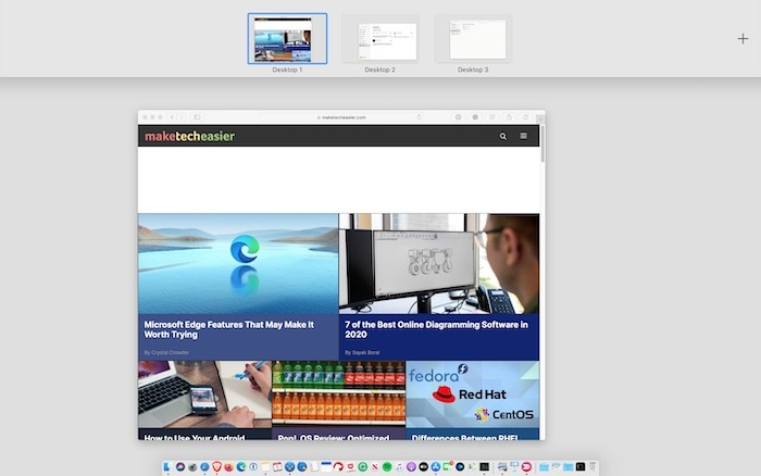 Manage Multiple Windows Macos Spaces Open