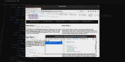 Sites In Minutes With Emmet Featured