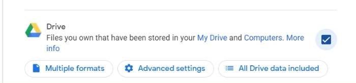 Google डिस्कवरी को सभी फ़ाइलों में स्थानांतरित करें